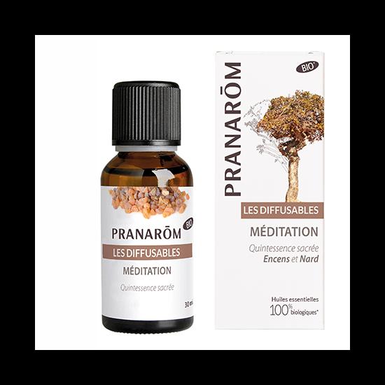 BIO - Meditation keverék párologtatóba, 30 ml