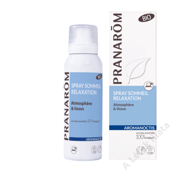 BIO - Aromanoctis elalvást segítő spray