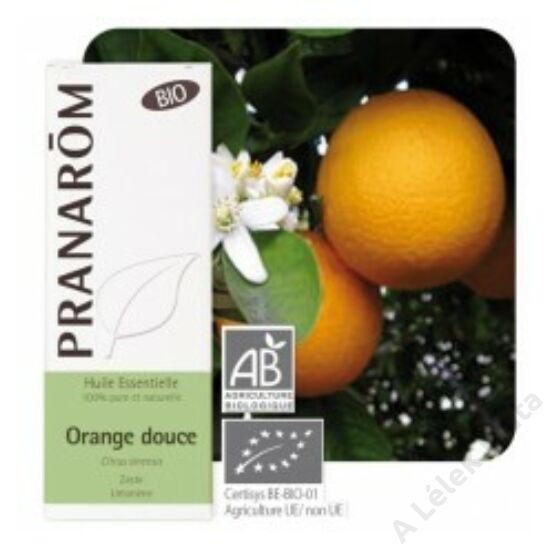 Narancs illóolaj (Citrus Sinensis) - BIO - 10 ml