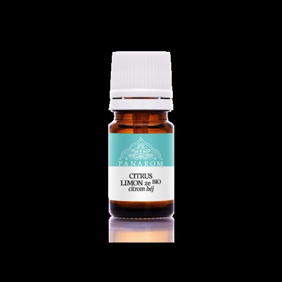 Citrom illóolaj (Citrus Limonum), 10 ml