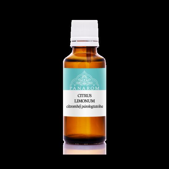 Citrom illóolaj párologtatóba (Citrus Limonum), 30 ml