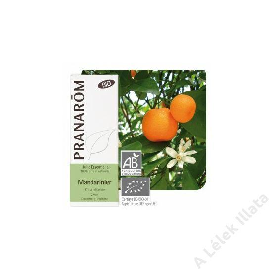 Mandarin illóolaj (Citrus Reticulata), 10 ml